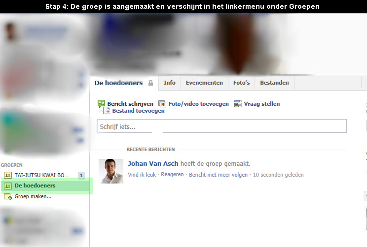 Hoe facebook groep aanmaken - Hoe een kleedkamer aanmaken ...