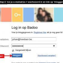 Badoo inloggen 2
