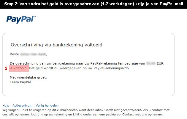 Paypal hoe werkt