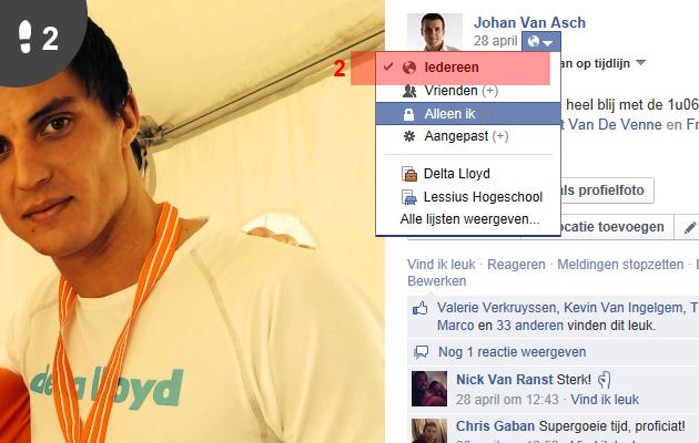 facebook fotos verbergen 2