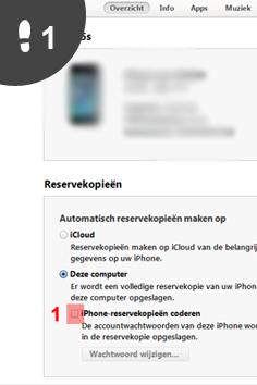 iphone pincode vergeten 1