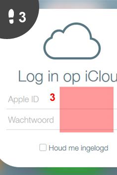 iphone pincode vergeten 3