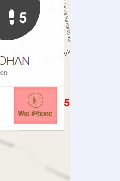 iphone pincode vergeten 5