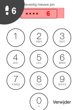 iphone pincode wijzigen 6