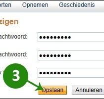 paypal wachtwoord wijzigen 3