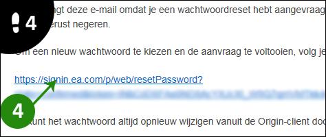 origin wachtwoord vergeten 4