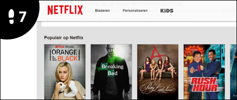 how to change netflix account on ps3