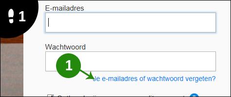 netflix wachtwoord vergeten 1