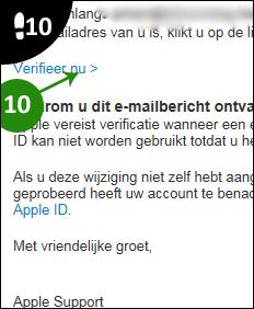 apple id account aanmaken 10