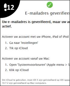 apple id account aanmaken 12