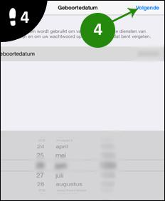 apple id account aanmaken 4