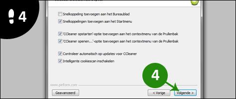 ccleaner installeren 4