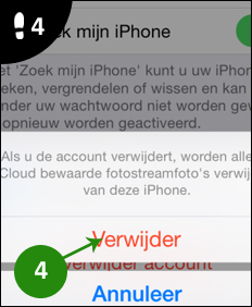 how to make an icloud account on iphone 5