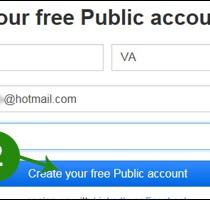 prezi gratis account aanmaken 2