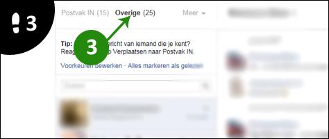 facebook berichten van niet vrienden 3
