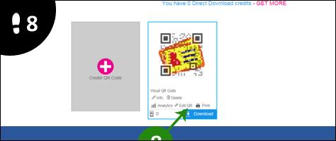 Hoe zelf gratis een qr code aanmaken 7 stappen fotos - Hoe een kleedkamer aanmaken ...