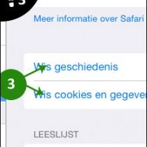 ipad cookies wissen 3