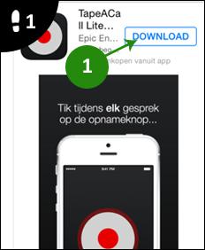 iphone gesprek opnemen 1