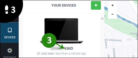 gestolen laptop traceren