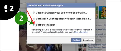 offline lijken facebook chat 2