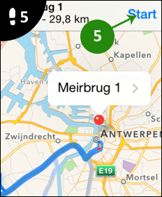 iphone gps 5