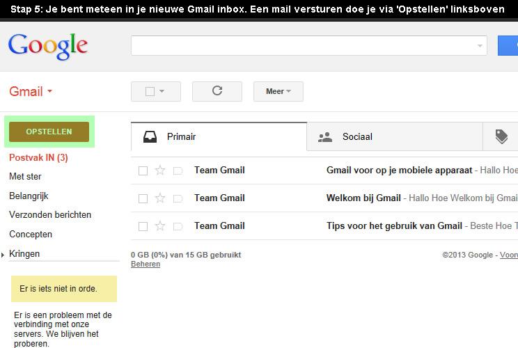 Hoe Een Gmail Account Aanmaken 4 Stappen Met Fotos