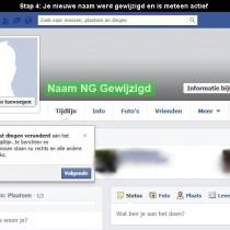 facebook naam wijzigen 4