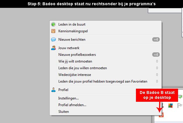 Badoo desktop downloaden 5