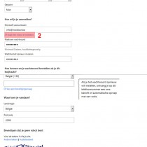 Microsoft account aanmaken 2
