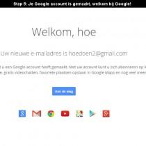 google account aanmaken 5