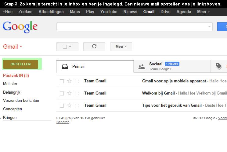 hoe gmail inloggen 2