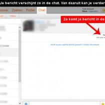 twoo berichten via chat 4