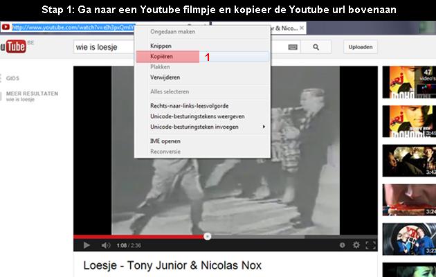 youtube muziek downloaden 1