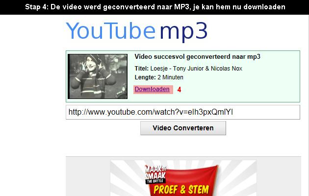 youtube muziek downloaden 4