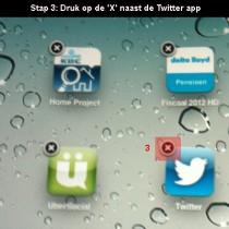 hoe iphone app verwijderen 3