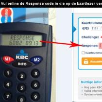 hoe online bankieren bij KBC 6