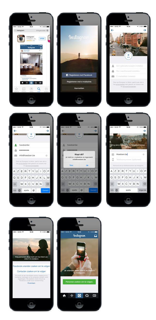 instagram-aanmaken-iphone
