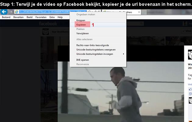 facebook video downloaden 1