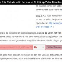 hoe Youtube film downloaden 2