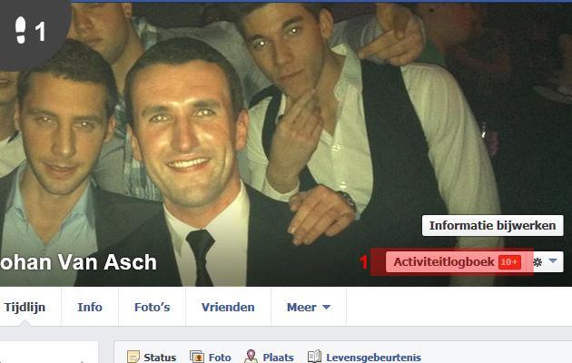facebook tag verwijderen 1