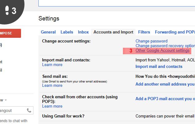 gmail naam veranderen 3