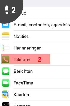 iphone pincode wijzigen 2