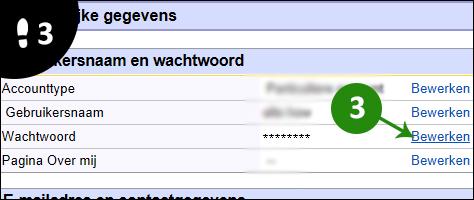 ebay wachtwoord veranderen 3