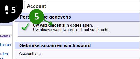 ebay wachtwoord veranderen 5