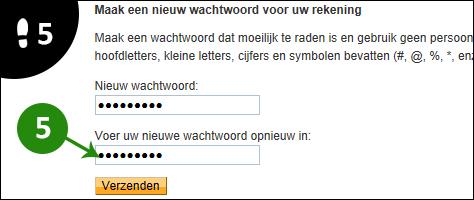 paypal wachtwoord vergeten 5