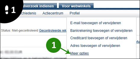 paypal wachtwoord wijzigen 1