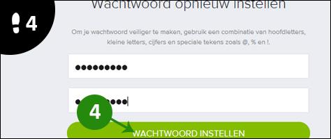 spotify wachtwoord vergeten 4