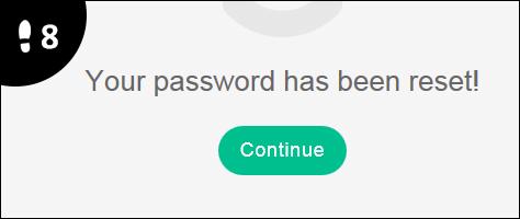vine wachtwoord vergeten 8