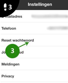 vine wachtwoord wijzigen 3