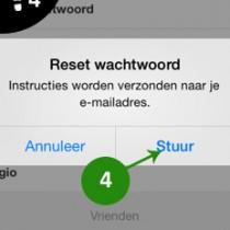 vine wachtwoord wijzigen 4